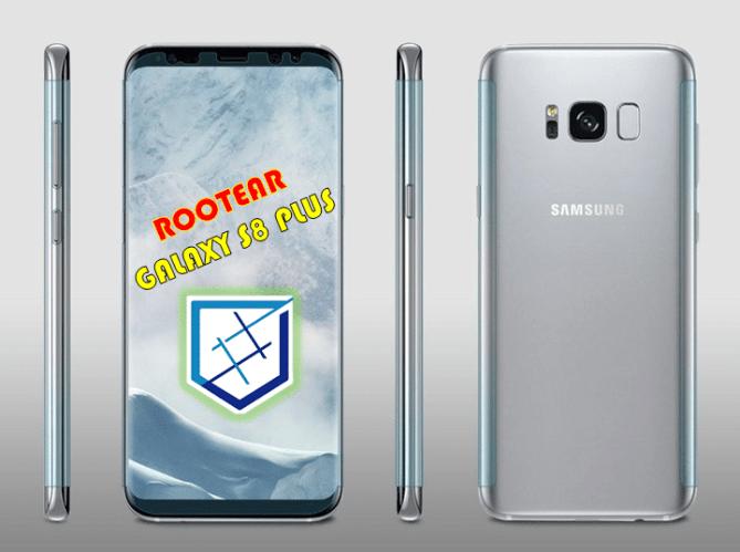 rootear Samsung Galaxy S8 Plus