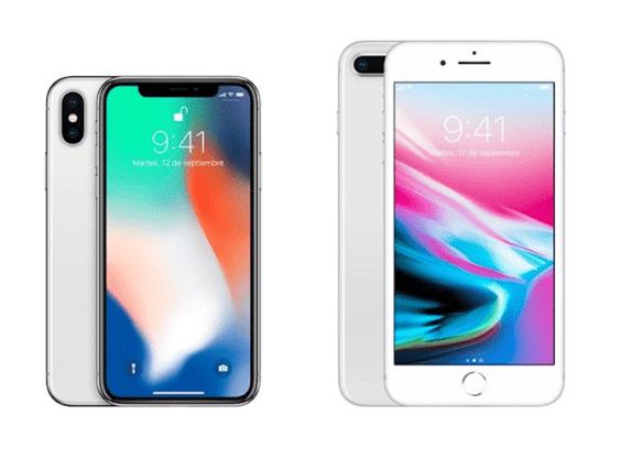 consejos para su iPhone X y iPhone 8