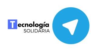 Tecnologia Solidaria en Telegram