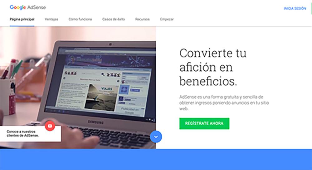 AdSense ya no penalizará el sitio completo, solo la página que infrinja las políticas