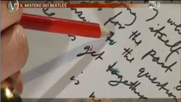 En la escrita post 66, viene dibujado primero el eje de la letra, luego el corte horizontal y sin levantar el bolígrafoviene dibujado el óvalo de la letra O.
