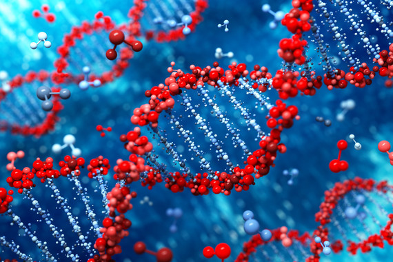 Las enfermedades mendelianas se producen por mutaciones genéticas en el paso de ADN entre padres e hijos. / Fotolia.