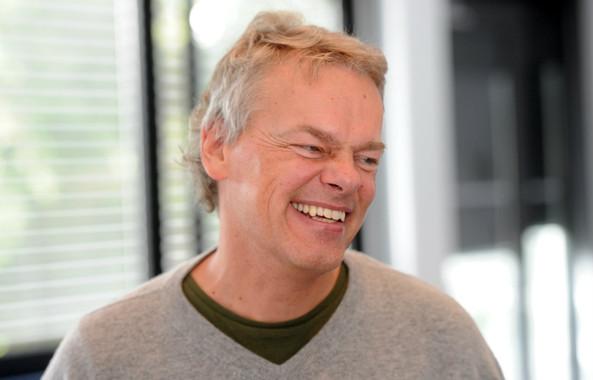 El neurocientífico noruego Edvard Moser, Premio Nobel de Medicina o Fisiología en 2014.
