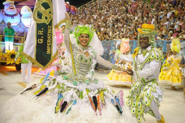 En agosto las temperaturas medias serán más bajas que en febrero, cuando la ciudad brasileña acogió el carnaval. Imagen: EFE