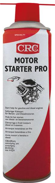 MOTOR STARTER PRO 500ml ΠΡΟΚΙΝΗΣΗΣ ΚΙΝΗΤΗΡΩΝ ΒΕΝΖ/ΠΕΤΡ