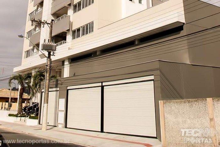 portas-seccionadas-residenciais portões para garagem