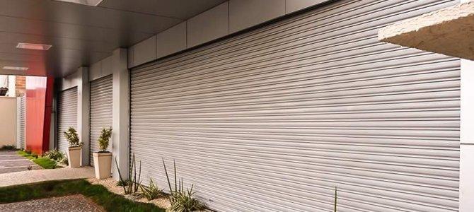 Porta de Aço Automática em Santo André