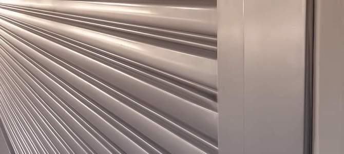 Porta de Aço Automática em Belo Horizonte