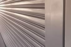 Porta de Enrolar Automáticas portão de enrolar portão de aço inox modelos de portões de aço porta de aço automática em belo horizonte porta de aço automática em salvador