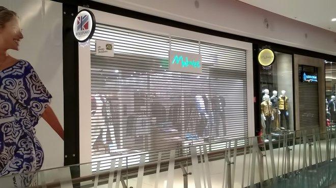 Porta de enrolar Transvision Porta de aço automática em presidente prudente porta de aço automática em florianópolis kit porta montada