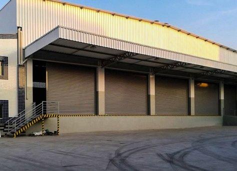 Porta de Enrolar - Doca Indústria
