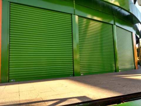 Kit Porta de Aço em São Paulo-SP