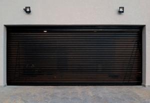 Porta de Enrolar Porta de Garagem