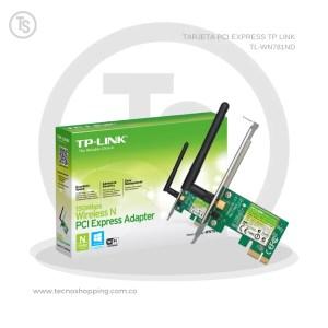 TARJETA PCI EXPRESS TP LINK TL-WN781ND