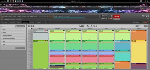 Screenshots TSRadio Airtime1-web
