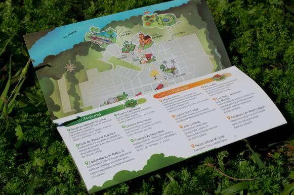 folleto-puertorico-2013-Mapa con recorridos y referencias
