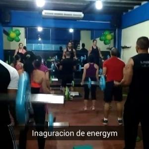Clases de Fitness Grupal BODYPUMP