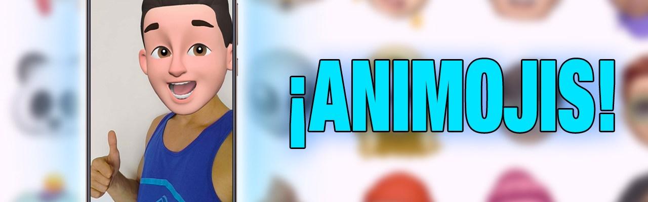 Animojis en Android Memojis descargar