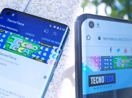 Review Motorola Edge Plus analisis español