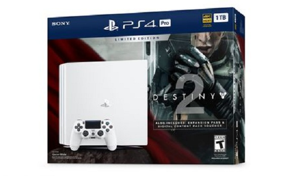 PlayStation 4 Pro Destiny 2 Limited Edition Bundle 1TB Precio Bogota