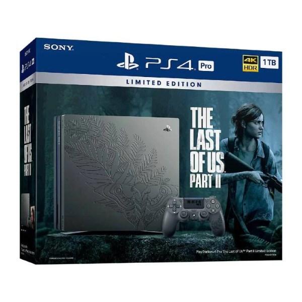 PlayStation 4 pro Edicion Especial The Last Of Us