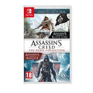 Assassins Rebel Collection Nintendo Switch