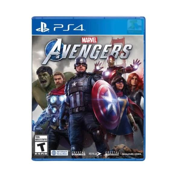 Avengers PlayStation 4