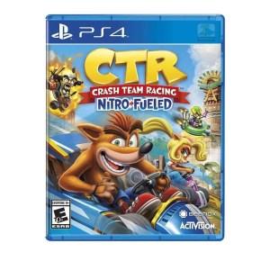Crash Nitro PlayStatio 4