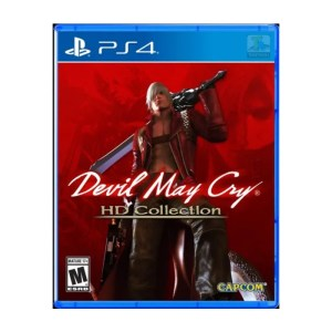 Devil May Cry HD PlayStation 4