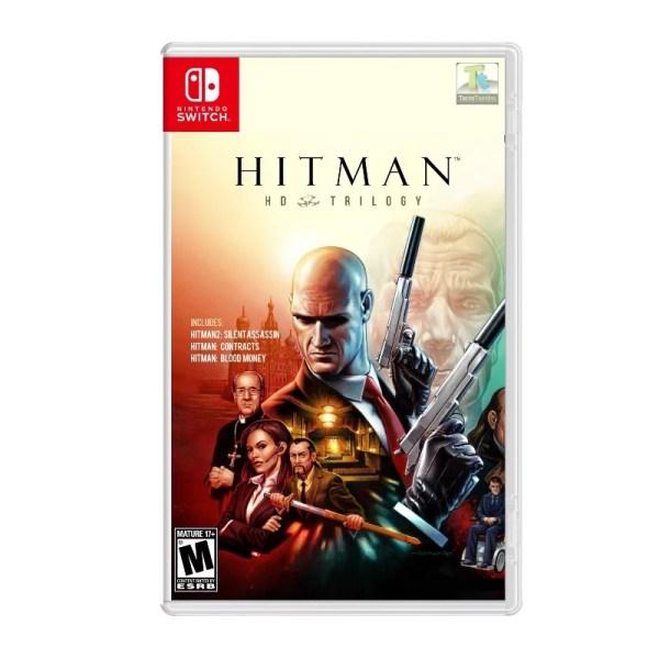 Hitman 2 Nintendo Switch