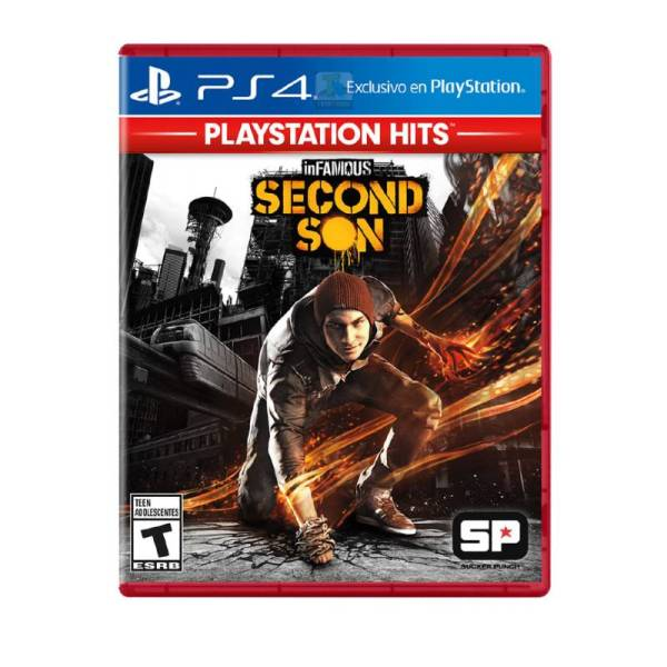 Infamous Second PlayStation 4