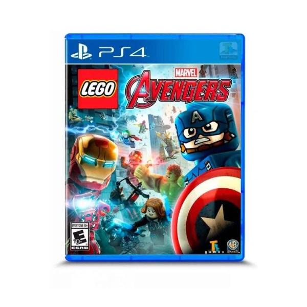 Lego Avengers PlayStation 4