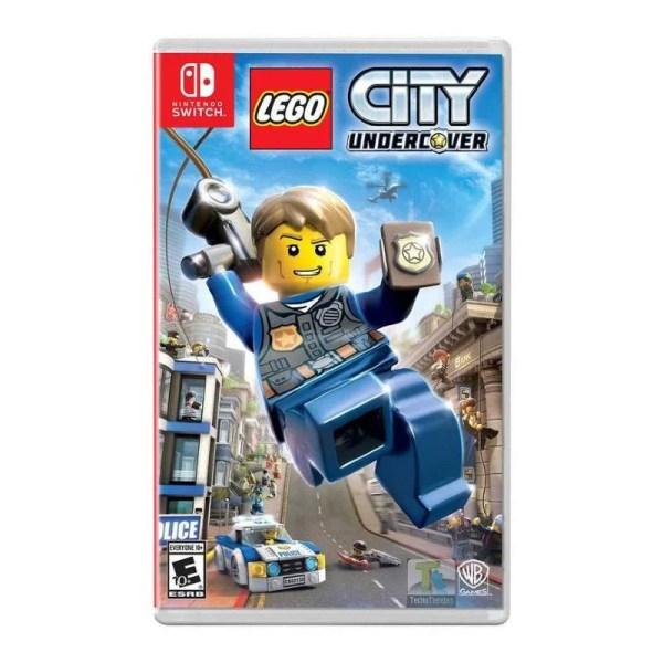 Lego City Nintendo Switch
