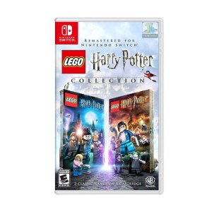 Lego Harry Potter Nintendo Switch