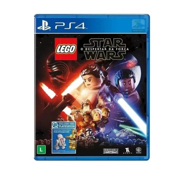 Lego Star Wars PlayStation 4