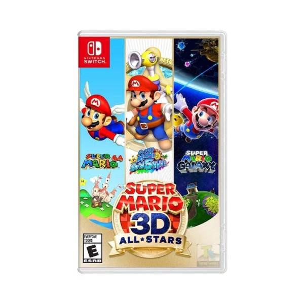 Mario 3D All Stars Nintendo Switch