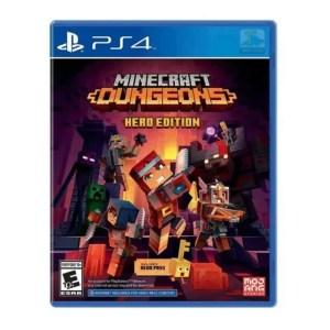 Minecraft Dungeons PlayStation 4