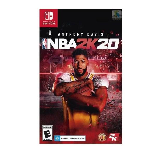 NBA 20 Nintendo Switch
