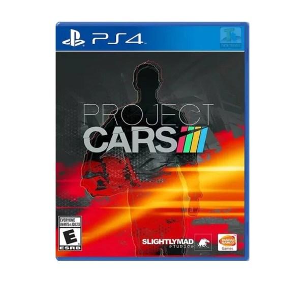 Project Cars Edición Normal PlayStation 4