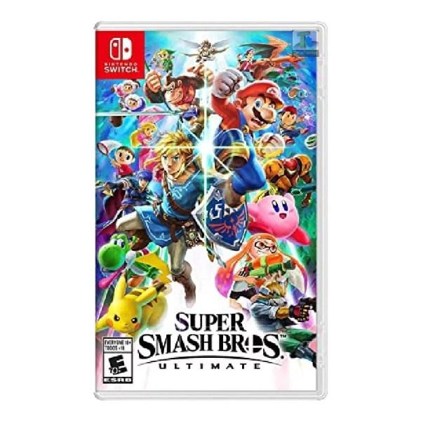 Súper Smash Nintendo Switch