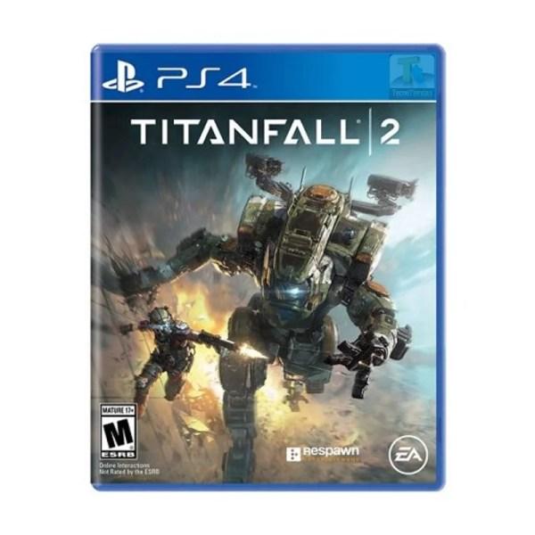 Titán Fall 2 PlayStation 4
