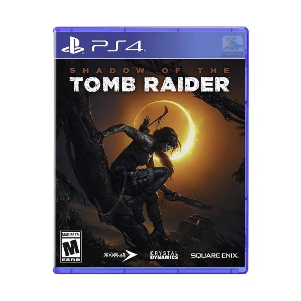 Tomb Raider Shadow PlayStation 4