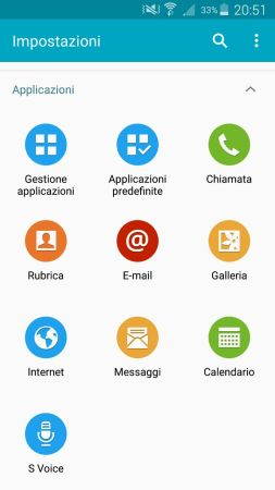 Gestione applicazioni android_ts