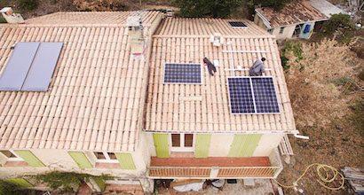 Autoconsommation panneau photovoltaique 410