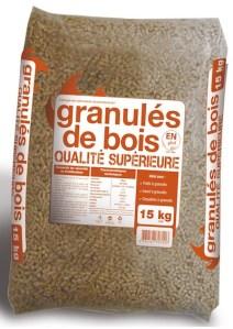Pellets Granulés sac