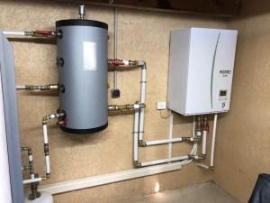 L'installation d'une Pompe à Chaleur (PAC) Air Eau