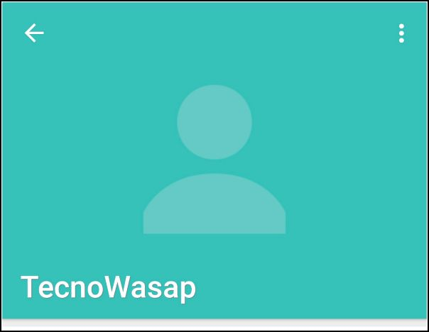 imagen de perfil de WhatsApp