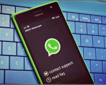 descargar WhatsApp para Nokia