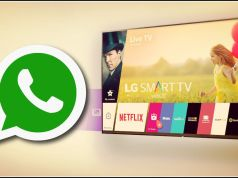 whatsapp smart tv