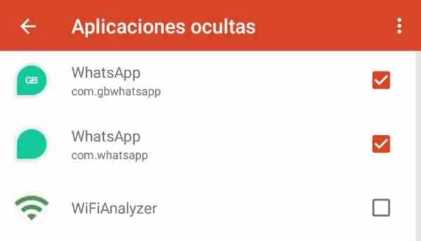 Cómo tener WhatsApp oculto